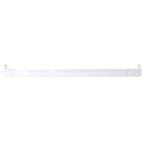 dimmable fluorescent light fixtures bartco mit5 linear t5 low profile fluorescent light