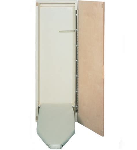 electrical built in ironing board cabinet