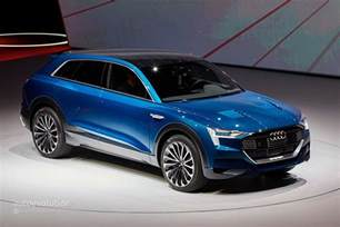 Electric Cars 2018 Suv Audi Q6 Electric Suv To Be Built In Belgium From 2018