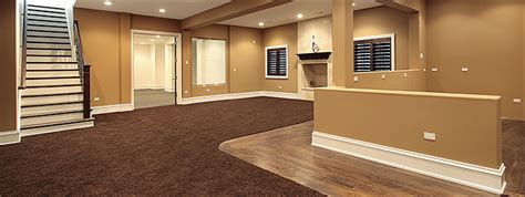 how to basement finishing primed for home