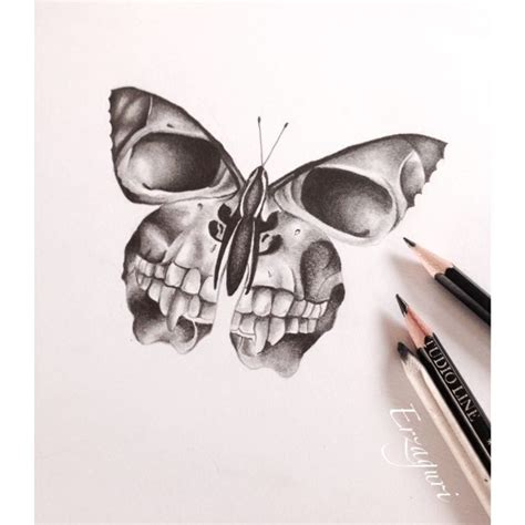 butterfly and skull tattoo designs best 25 skull butterfly ideas on mens