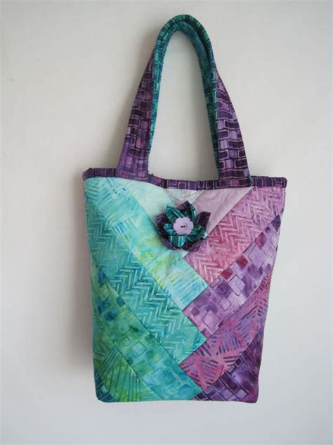 Handmade Patchwork Bags - 17 best ideas about patchwork bags on quilted