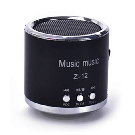 Speaker Portable Mini Aluminium G U Support Micro Sd Termurah 31 portable audio speakers mini loudspeaker box portable tf card speaker metal mini speaker for