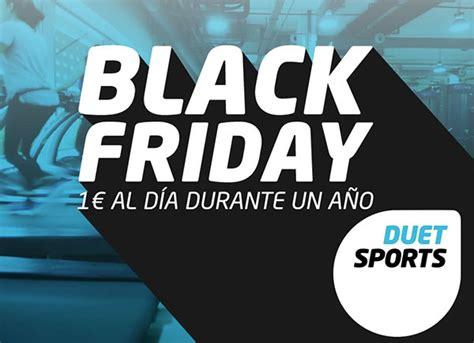 cadenas nieve black friday duet prepara un fin de semana de ofertas por el black