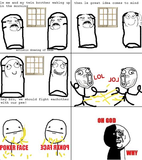 Rage Meme Comics - image 205769 rage comics know your meme