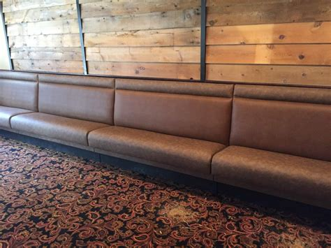 banquette upholstery banquette seating philip ramos upholstery
