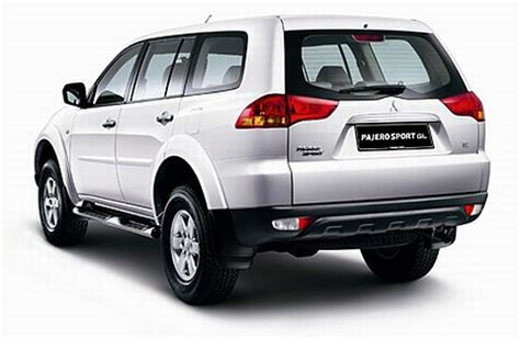 mitsubishi pajero sport 2012 mitsubishi pajero sport coming on 12th march motorbash com