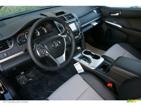 2013 Camry Interior by Black Ash Interior 2013 Toyota Camry Se V6 Photo 77441385
