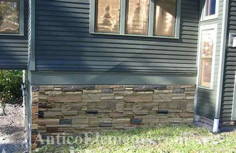 how to put stone siding on a house stone siding stone veneer panels easy and affordable new house pinterest