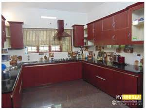 Kitchen Design For Home Budget House Kerala Home Designers Builder In Thrissur India