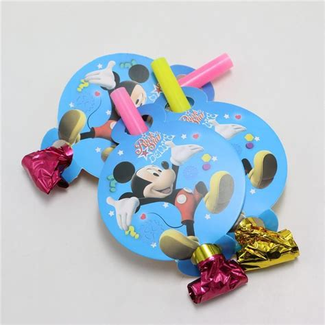 Paper Plates 7 Mickey Isi 8 104pcs mickey mouse disposable paper cups plates birthday decoration set supplies