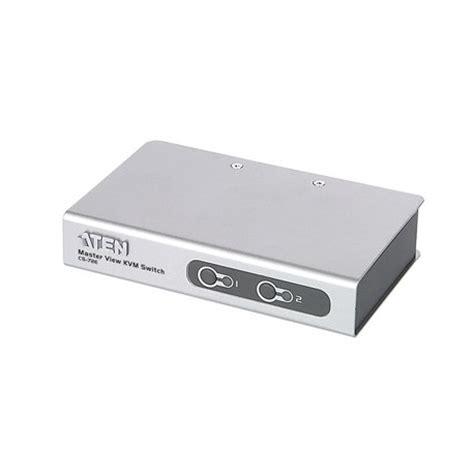 Kvm Switch 2 Port Ps 2 aten cs72e 2 ports ps 2 kvm switch