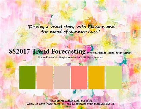 ss2017 trend forecasting on behance 31 best в л 2017 images on pinterest color palettes