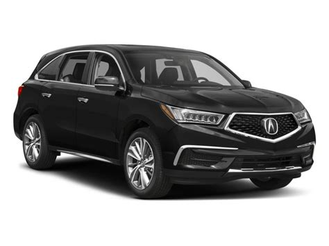 new 2017 acura mdx sh awd with technology package sport