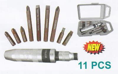Obeng Ketok Merk Lippro 3 90b obeng ketok set wp 3111 products of perkakas