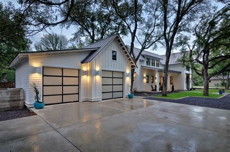 Shed Custom Homes by Modern Farmhouse Farmhouse Garage And Shed