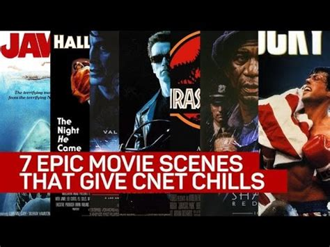 epic film moments 7 epic movie scenes that give cnet chills youtube