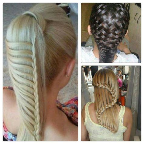 hairstyles braids cool cool hairstyles color guard makeup hair ideas