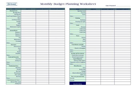 free excel budget template budget spreadsheet template free free spreadsheet budget