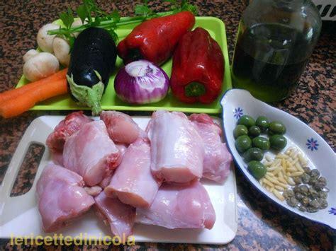 ricette come cucinare il coniglio come cucinare il coniglio lericettedinicola it