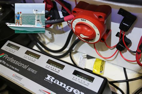 ranger boat battery switch installation gallery blue sea systems