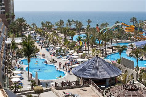 hotel lago hotel paradise lago taurito auf gran canaria