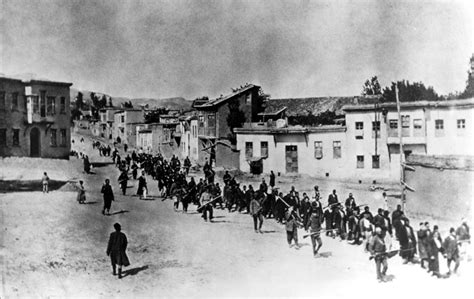 Ottoman Armenians by Armenian Genocide A Timeline The