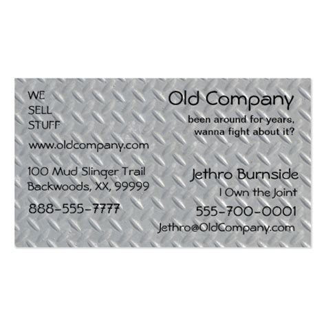 business phlet template steel plate background business card templates