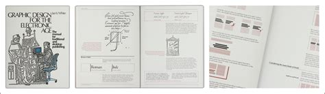 graphic design layout fundamentals jan v white