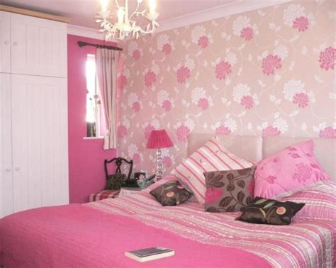 pink wallpaper for bedroom pink pattern design ideas photos inspiration