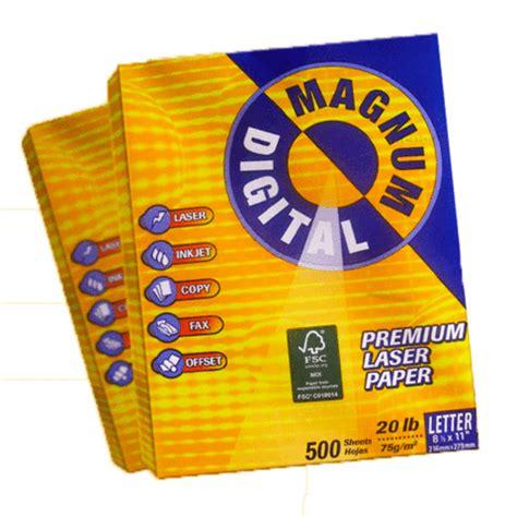 magnum hojas de 8498015634 magnum resma de papel 500 hojas barulu com