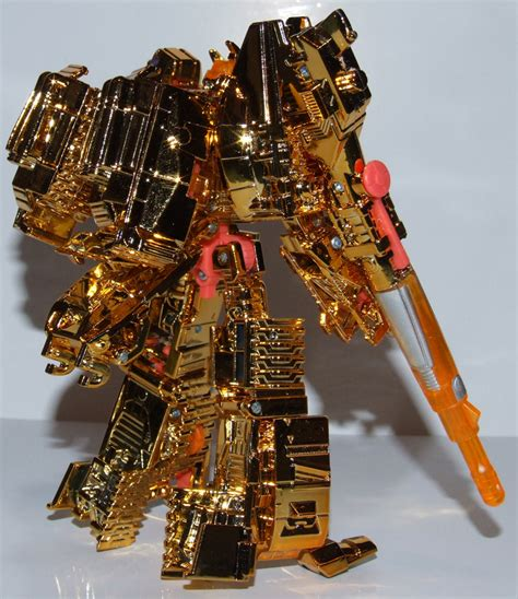 Transformers Gold henkei gold galvatron image gallery and review www