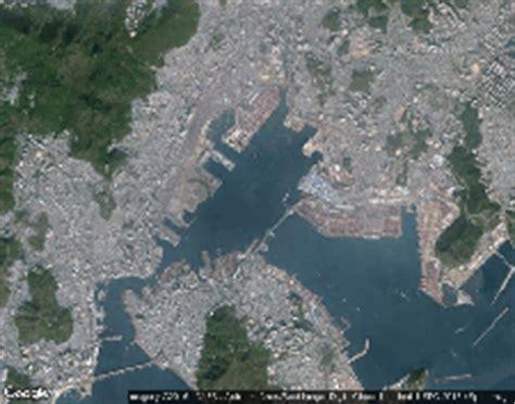 WPS   Port of Busan satellite map