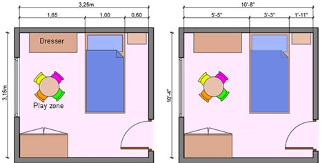 average bedroom size for kids average kids bedroom size 28 images kid s bedroom