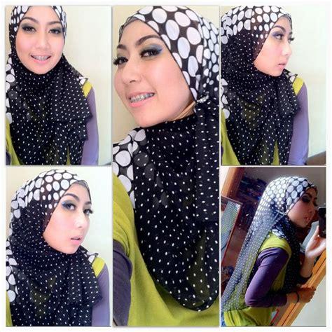 tutorial hijab arab saudi arabian style hijab tutorial diy hijab pinterest