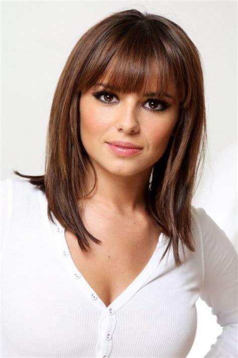 show meshoulder lenght hair 25 medium length hairstyles you ll want to copy now