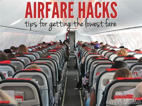 6 ways to save on airline flights simplyshellie