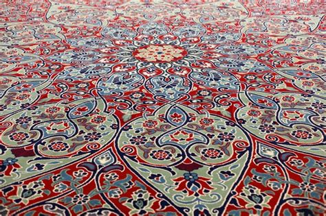 Turkish Handmade Carpets - handmade carpet at the grand bazaar in istanbul turkey