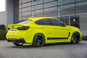Bmw M 750hp Bmw X6 M By Lumma Design