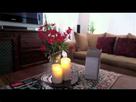 qvc home decor home decor luminara candles from qvc youtube