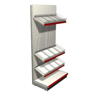 stationary shelving shelf co