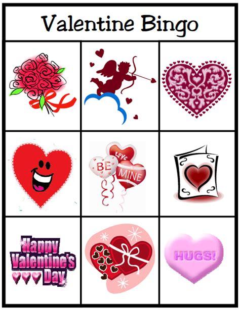 printable preschool valentine activities 6 cute valentine s day bingo for preschoolers