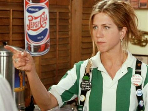 Aniston Is Pissed by What Waiters And Waitresses Do When You Them