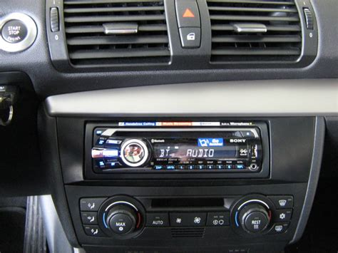 Radio Bmw Professional 1er 2015 by Bmw 1er E87 Radio Umbau