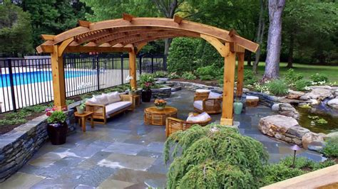 best lights for the backyard sitting area garden seating area ideas youtube