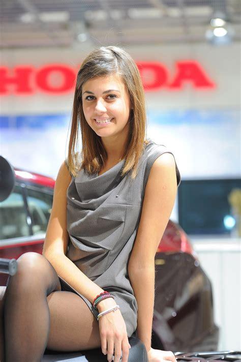 ragazze in le ragazze motorshow di bologna 2011 6 17
