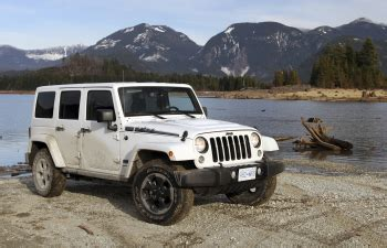 suv review: 2014 jeep wrangler polar edition | driving