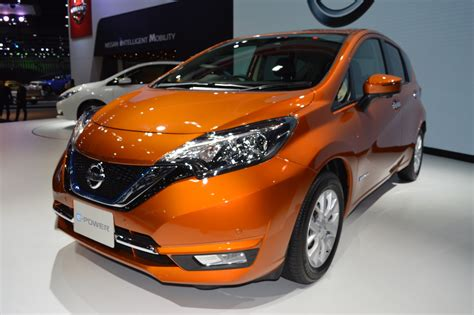 nissan thailand nissan note e power at 2017 thai motor expo live