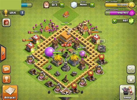 layout for town hall 5 clash of clans builder best town hall 5 layouts heavy com