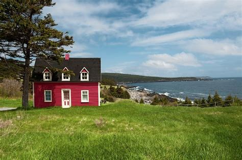 house plans nl witless bay newfoundland photograph